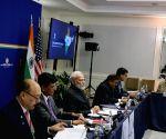 New York: CEO Roundtable - PM Modi