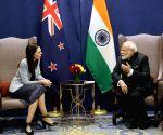 New York: Modi meets New Zealand PM