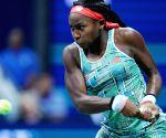 U.S. NEW YORK TENNIS US OPEN WOMEN'S SINGLES