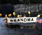 U.S. NEW YORK 9/11 16TH ANNIVERSARY