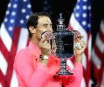 New York: Nadal beats Anderson to win third US Open title