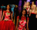 U.S. NEW YORK FASHION NAEEM KHAN
