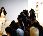U.S. NEW YORK FASHION WEEK CHINESE BRAND THREEGUN