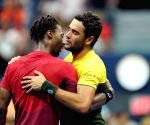 US NEW YORK TENNIS US OPEN MEN'S SINGLES QUARTERFINAL