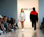 U.S.-NEW YORK-FASHION WEEK-NANA JUDY