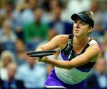US NEW YORK TENNIS US OPEN WOMEN'S SINGLES SEMIFINAL