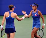 US NEW YORK TENNIS US OPEN WOMEN'S DOUBLES
