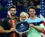 US NEW YORK TENNIS US OPEN MEN'S DOUBLES FINAL