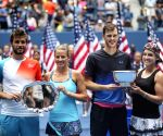 US NEW YORK TENNIS US OPEN MIXED DOUBLES FINAL