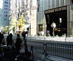 New York: Tulsi Gabbard meets Trump