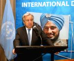 New York (US): Commemoration of the International Day of United Nations Peacekeepers at the UN