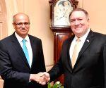 Gokhale, Pompeo discuss 'urgency' of Pakistan acting against terrorist groups