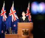 Quake interrupts NZ PM's TV interview