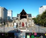 New Zealand's Christchurch remembers 2011 earthquake victims