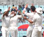 Kolkata: India Vs New Zealand - Second Test Match - Day 3 -