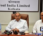 A.K. Jha's press conference