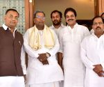 K. C. Venugopal calls on Karnataka CM