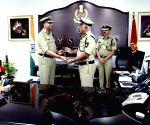 Vivek Kumar Johri takes charge as new BSF DG
