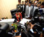 NEPAL KATHMANDU PM