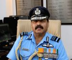 Air Marshal Rakesh Kumar Singh Bhadauria takes over as IAF Vice Chief