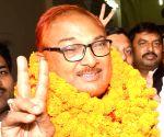 Newly elected Bihar MLAs take oath