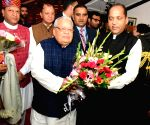 Kalraj Mishra takes oath as new Himachal Governor