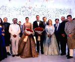 Anam Mirza, Mohammad Asaduddin's wedding reception