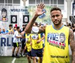Stage set for Neymar Jr's Five World Final