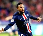 Neymar sidelined for four weeks with hamstring injury