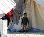 CYPRUS REFUGEE SYRIA CAMP
