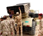 10 rockets hit Iraqi base housing US forces