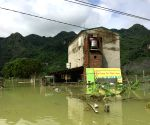 VIETNAM NINH BINH HEAVY RAIN FLOODS