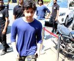 Nirvaan Khan seen at Bandra