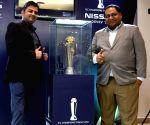 ICC Champions 2017 'Trophy Tour