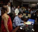 Nitin Gadkari takes charge as Road Transport and Highways, Micro, Small and Medium Enterprises Minister