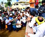 Free Photo: No minister visiting floods-stricken people in AP: Lokesh