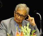 Amartya Sen during a programme
