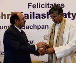 CII felicitates Kailash Satyarthi