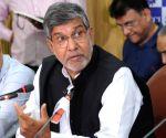 Kailash Satyarthi during a programme