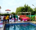 Noida police raids pool party, arrests 61 for flouting norms