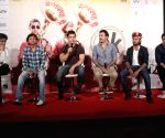 Press conference of film 'PK'