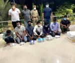 Free Photo:  Noida police busted gang for black marketing of Remedesivir injection.