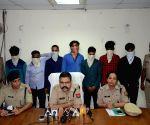 Three women gangraped in Noida; seven held