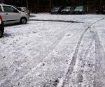 Heavy rains, hailstorm damage crops in northwest India
