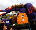 NETHERLANDS NOORDWIJK BULBFLOWER PARADE