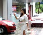 : Mumbai: Nora fatehi spotted at T series Andheri