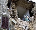 ITALY NORCIA EARTHQUAKE AFTERWARDS