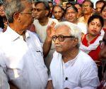 Bengal's Bhatpara tense again over Left-Congress peace rally