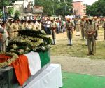 North 24 Parganas: Bengal bids adieu to SI slain in Darjeeling