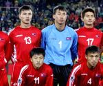N Korea withdraw from World Cup football qualifiers